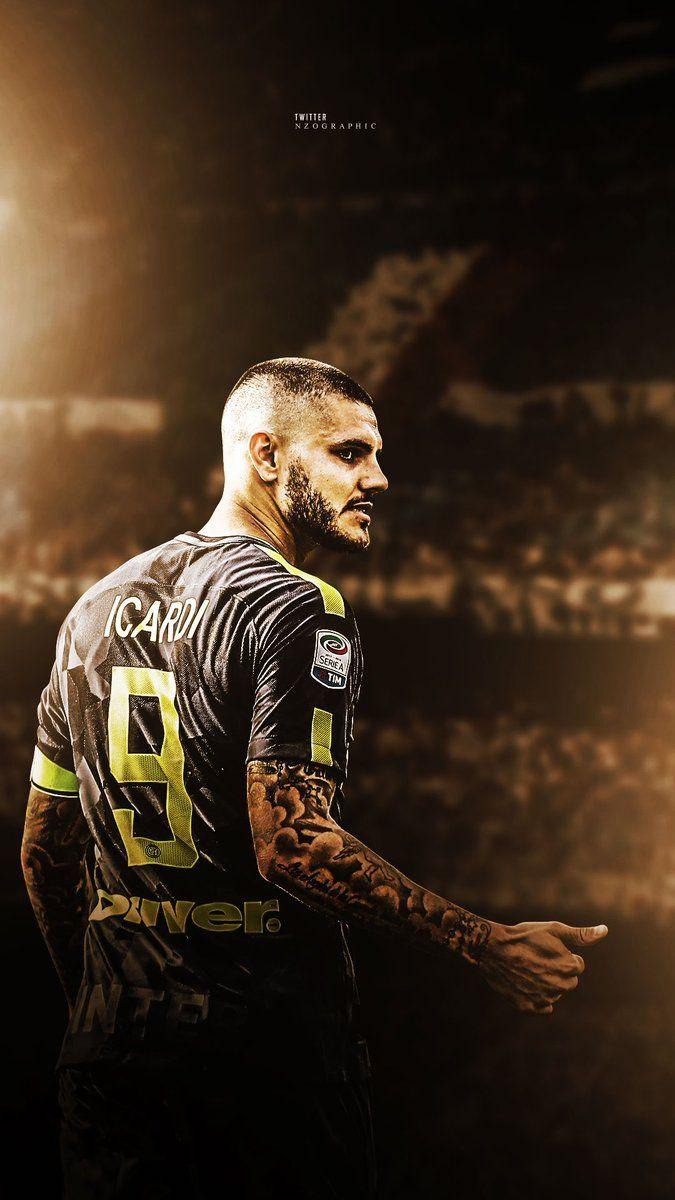 Mauro Icardi Serie A Football players Football Sports 675x1200