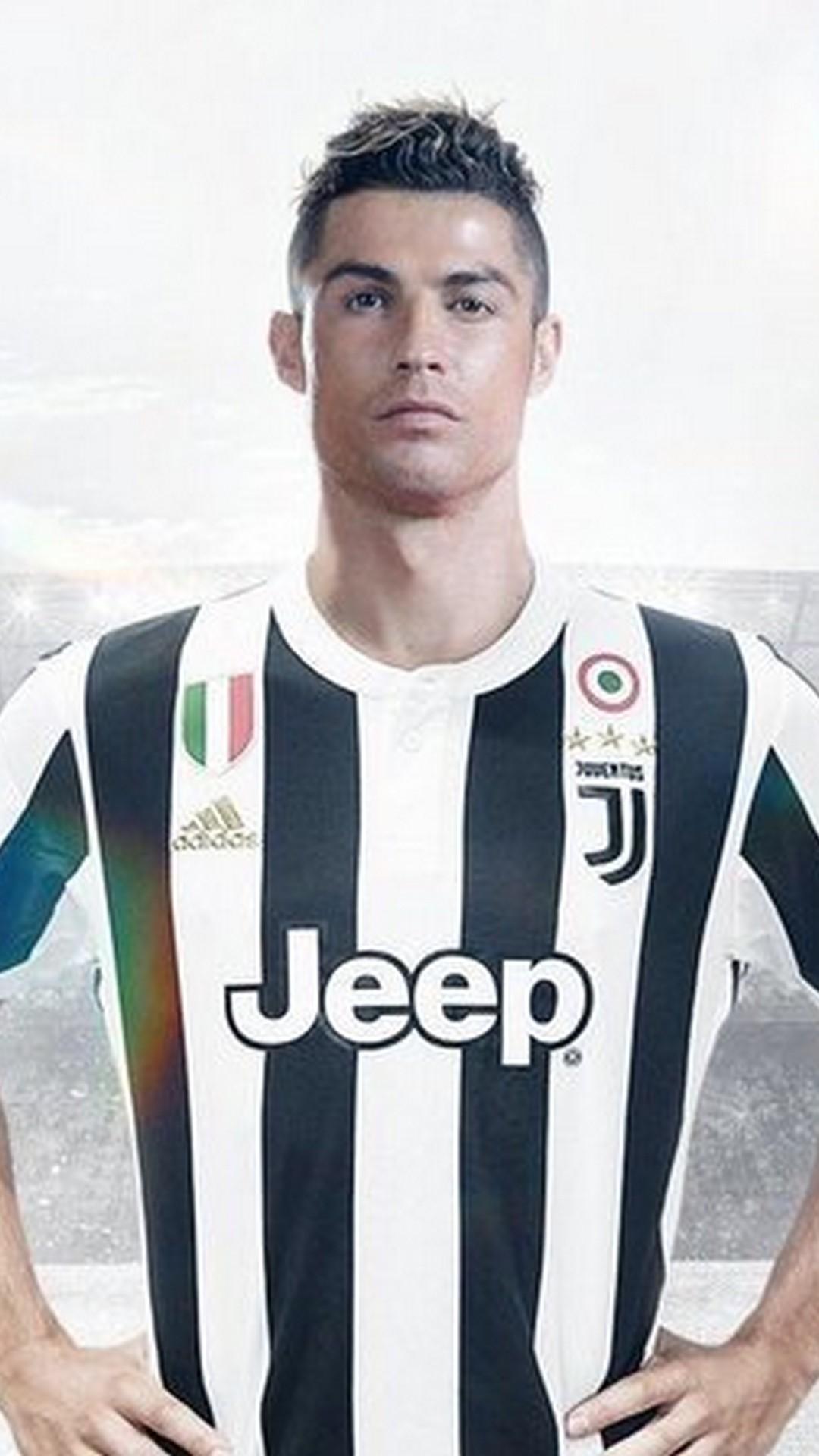 Wallpaper C Ronaldo Juventus iPhone 2020 3D iPhone Wallpaper 1080x1920