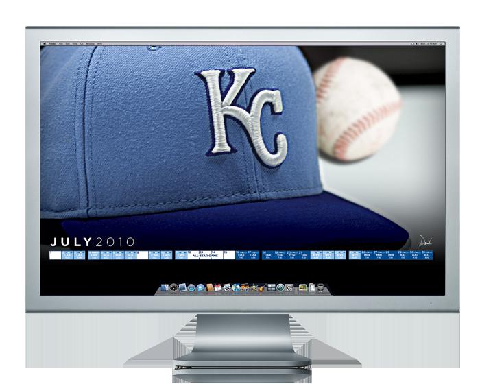 Derrick Docket July 2010 Kansas City Royals Desktop Wallpaper 700x560