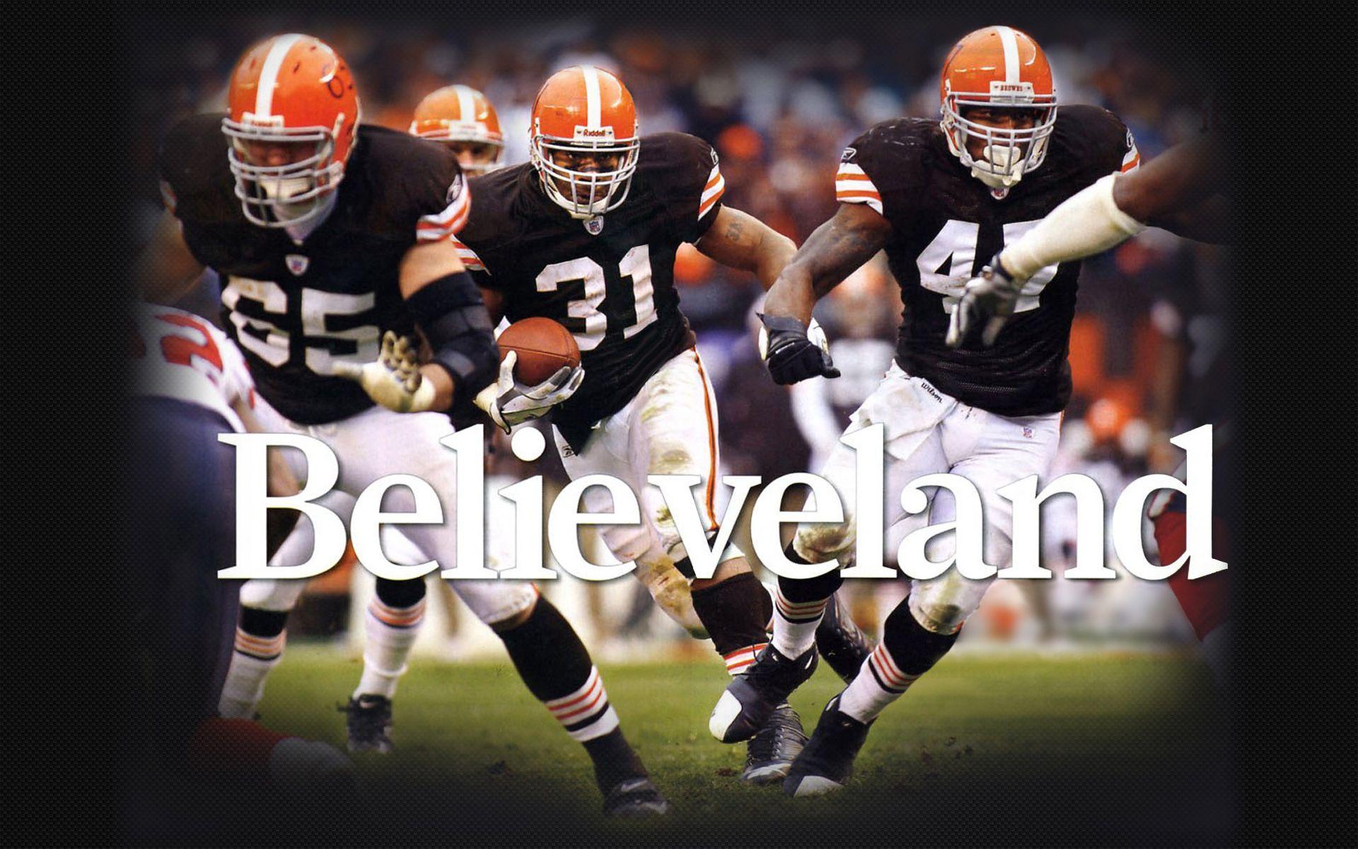 Cleveland Browns Wallpaper For Desktop Wallpapersafari