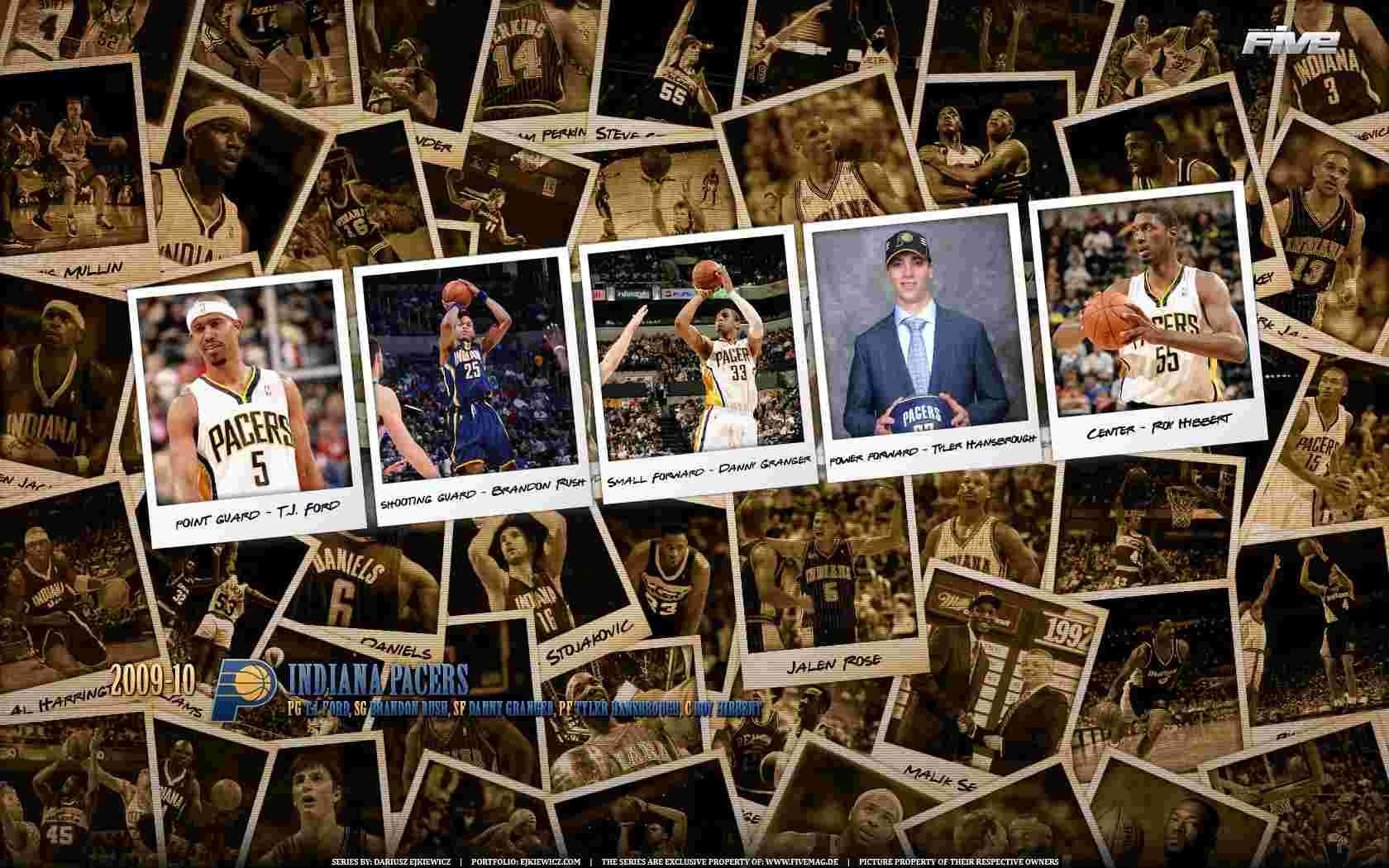 Indiana Pacers Wallpaper Desktop 1680x1050