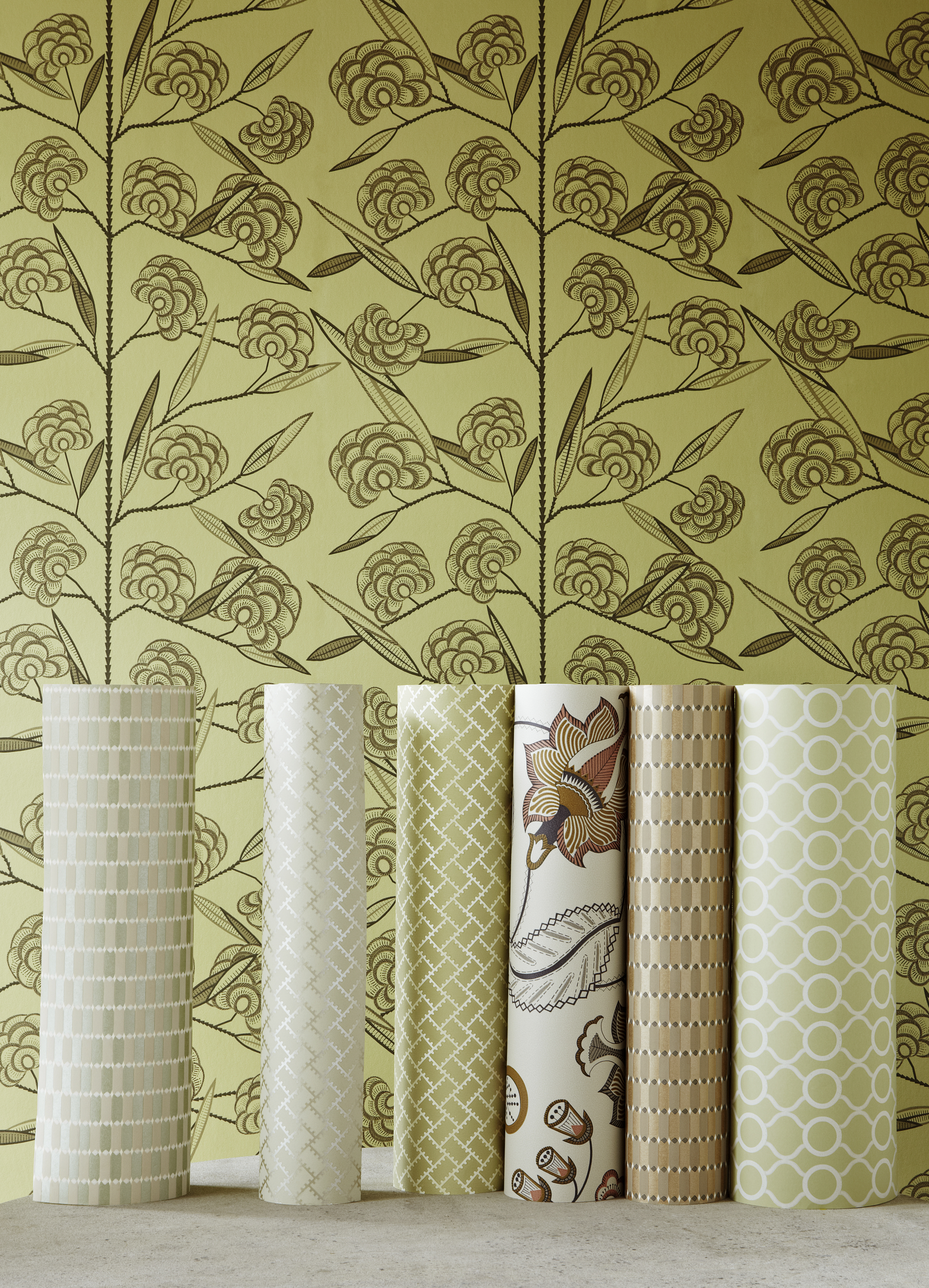 Clarence House recently launched a collection of wall coverings 2529x3508