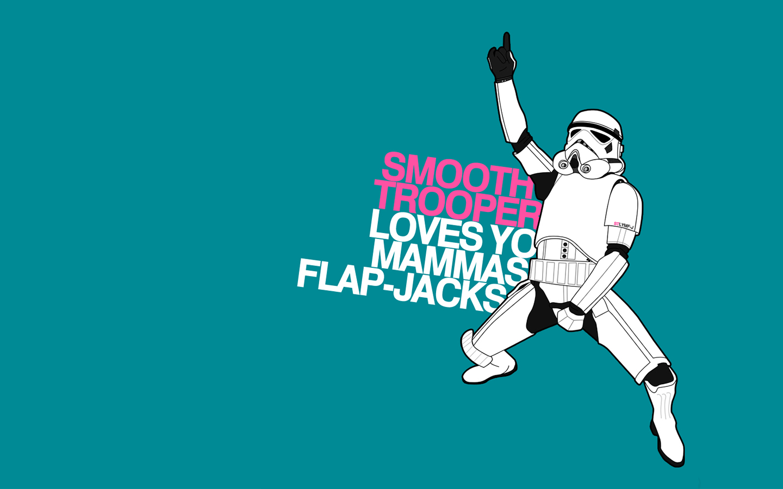 Super Trooper Funny Wallpaper   Background Bandit 1440x900