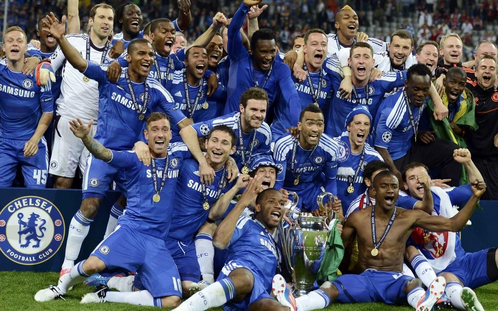 Chelsea FC Wallpaper 1600x1000