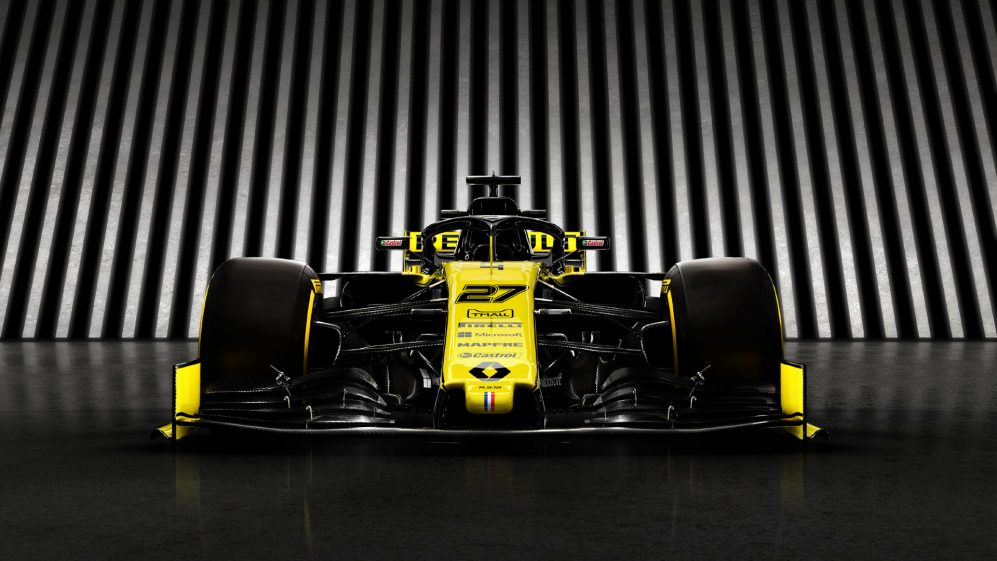 2019 Renault RS19 F1 car launch gallery Formula 1 997x561