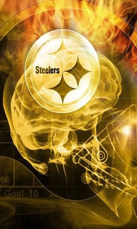 steelers wallpaper for iphone for alyssa because i think it is a cool 460x768