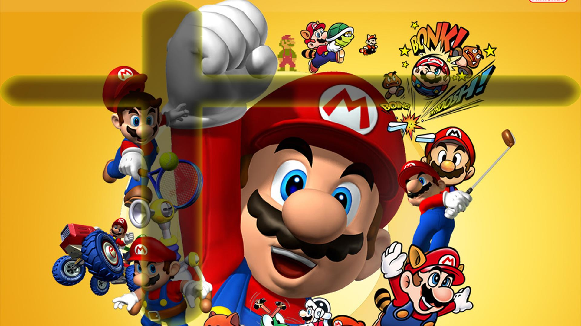 78+] Mario Wallpaper Hd on WallpaperSafari
