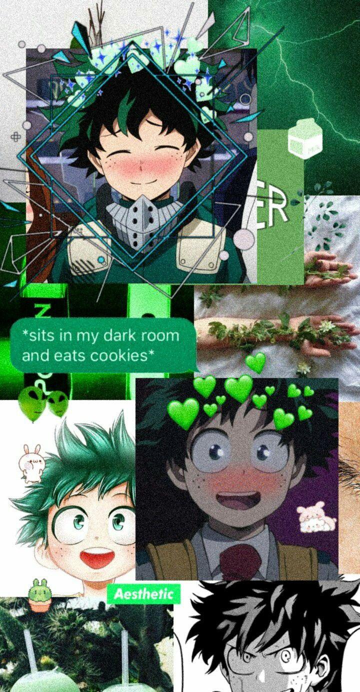 ironyisokay Hero wallpaper Cute anime wallpaper Anime 720x1384