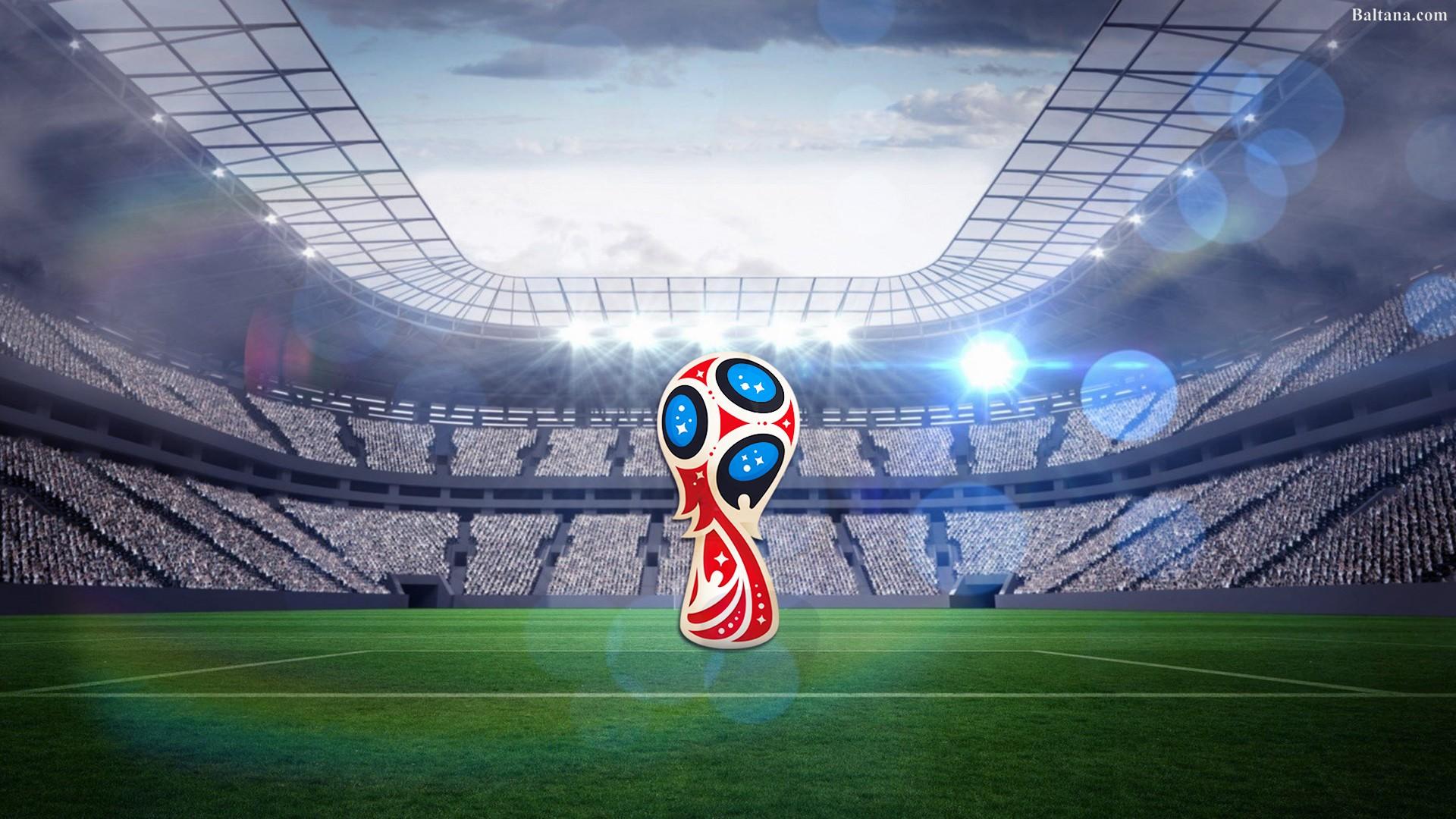 Free Download 2018 Fifa World Cup Logo Wallpaper 34007 Baltana