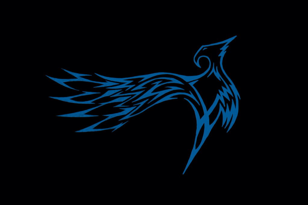 Nightwing Symbol Wallpaper Hd 1024x682