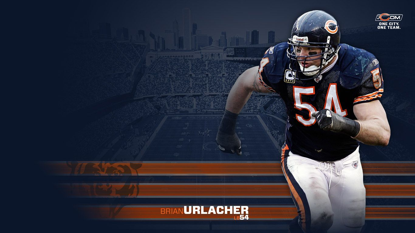 Pin on Chicago Bears 1366x768