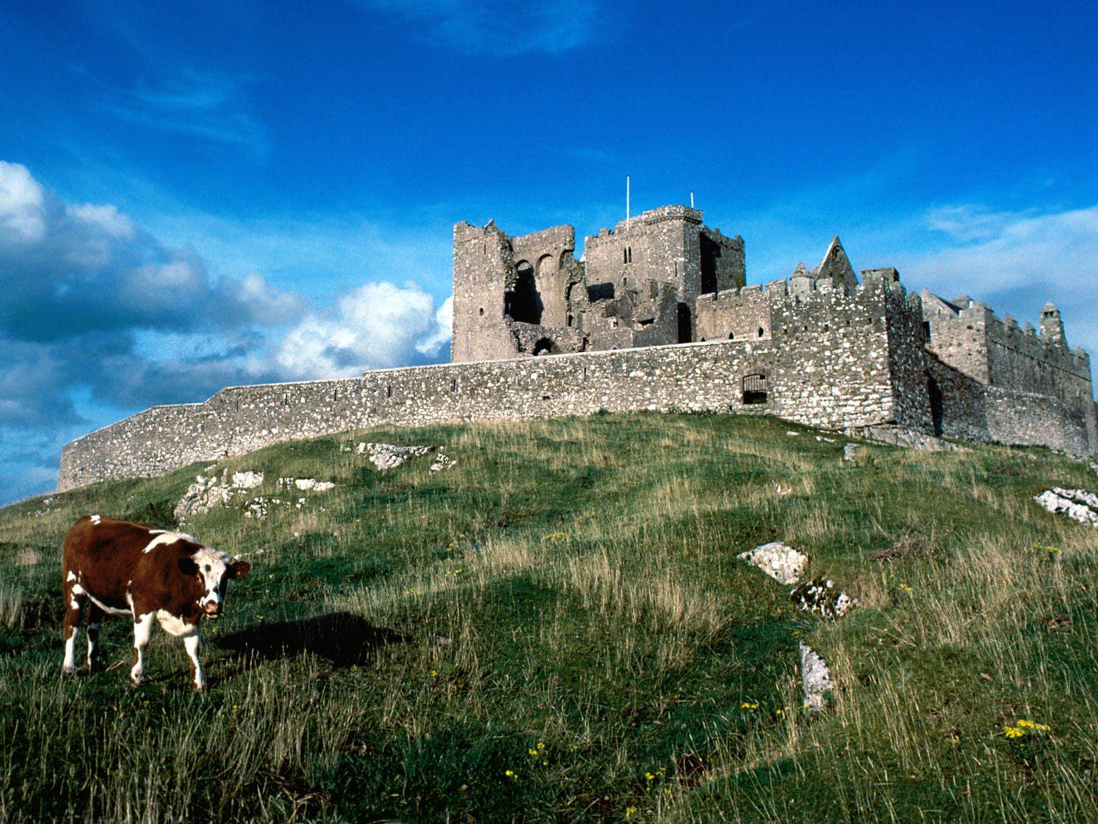 Kids n fun Wallpaper cashel castle ireland 1600x1200