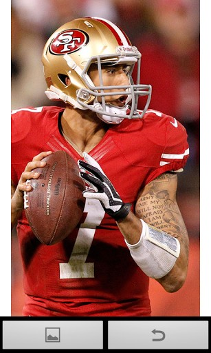 Download Colin Kaepernick Wallpaper for Android by PimmyWP 307x512