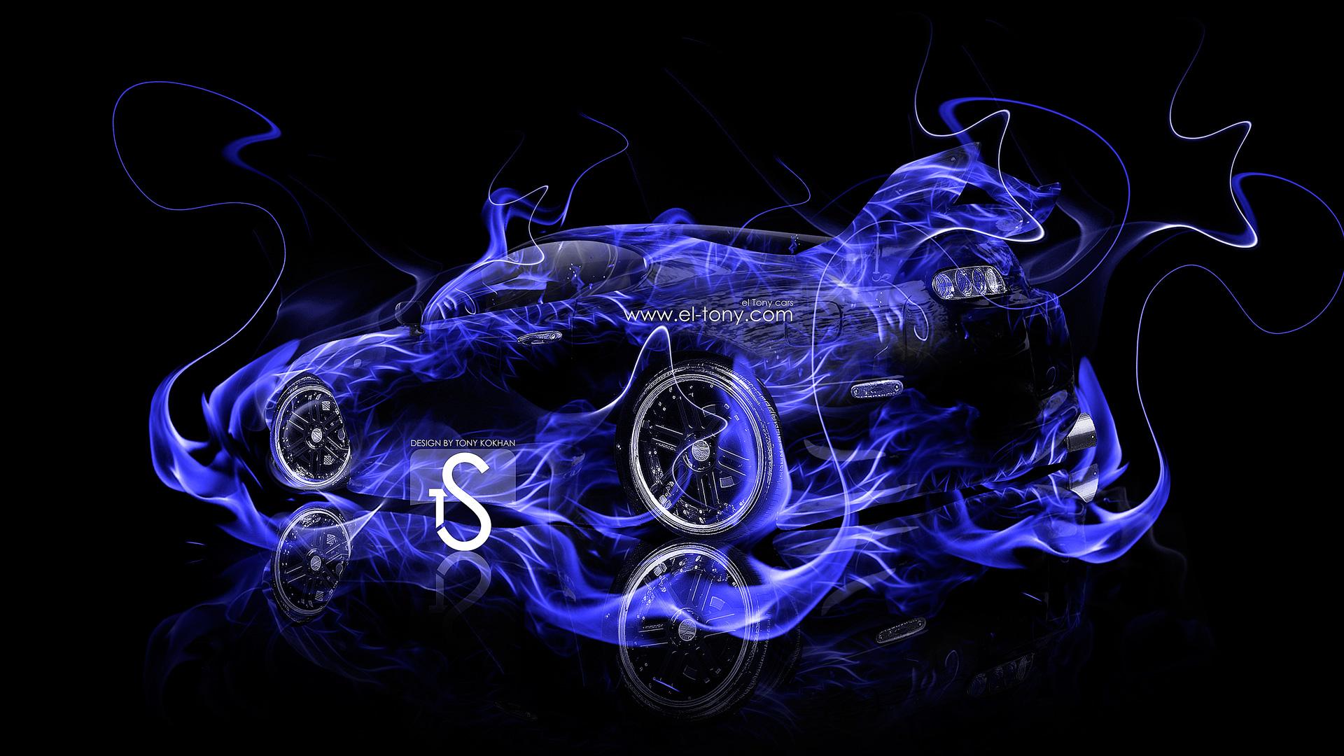 blue and purple fire wallpaper wwwimgkidcom the