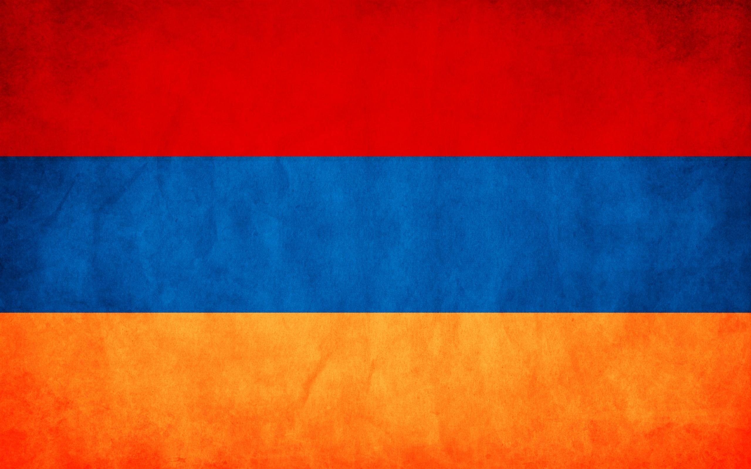 Wallpaper Armenia flag 2560x1600 HD Picture Image 2560x1600