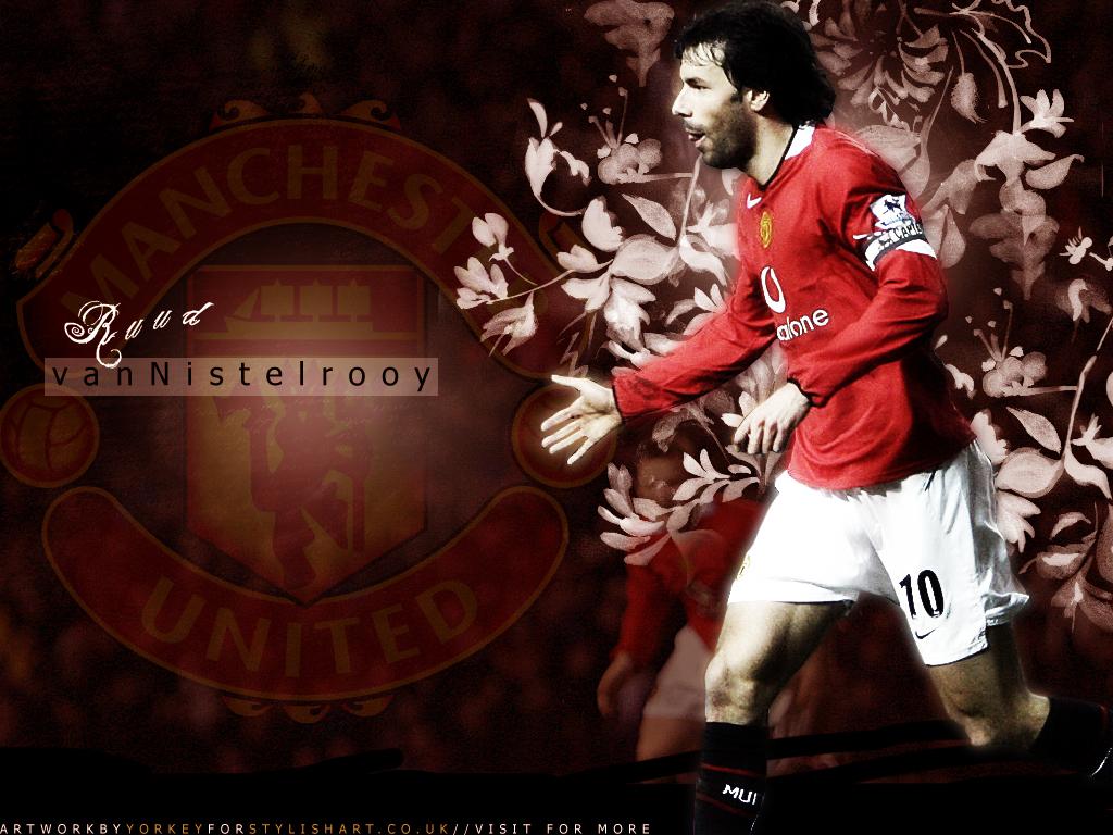 Ruud van Nistelrooy Wallpaper   Red Army Fanclub 1024x768