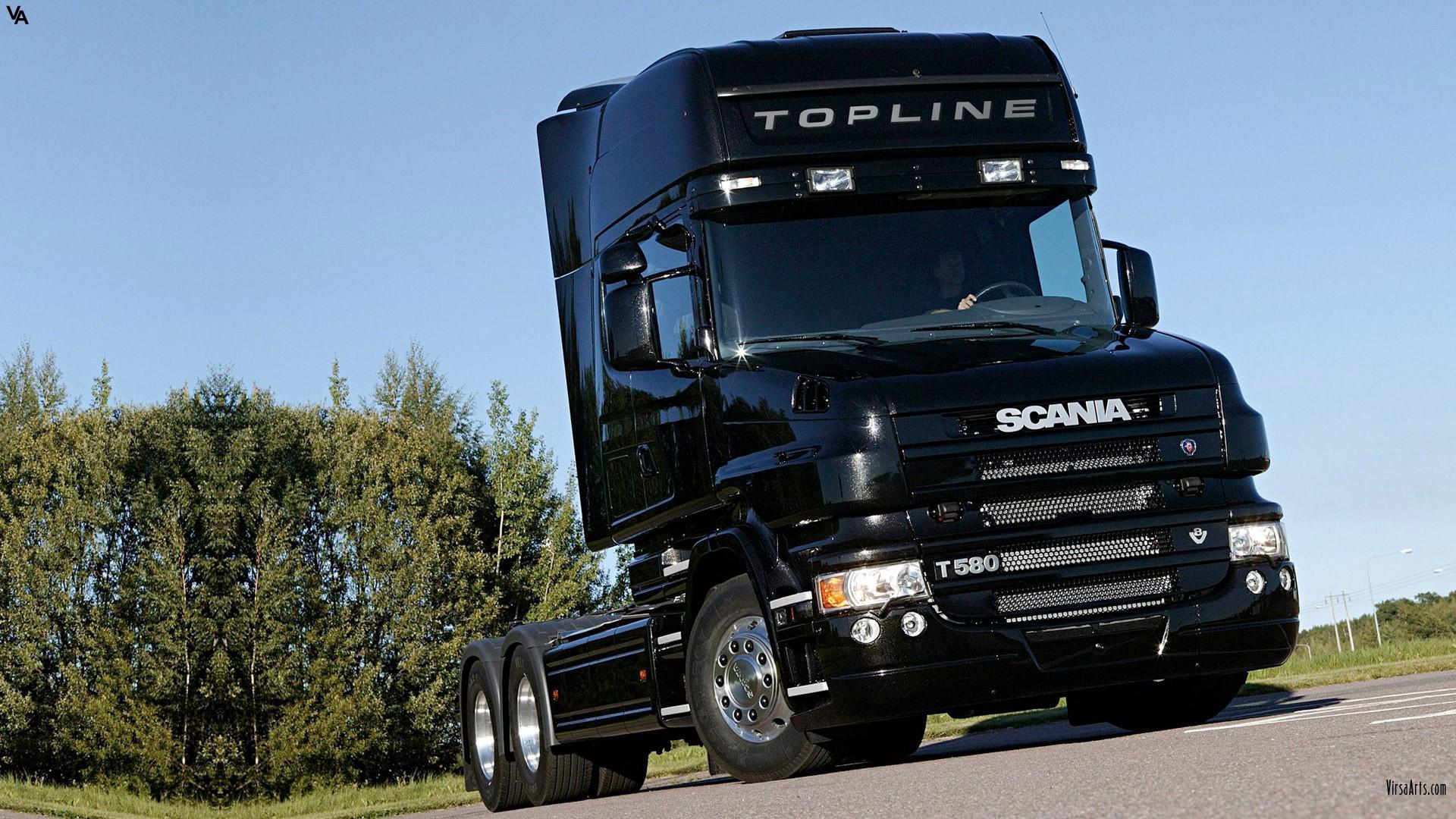 Scania Wallpapers HD Download 1920x1080