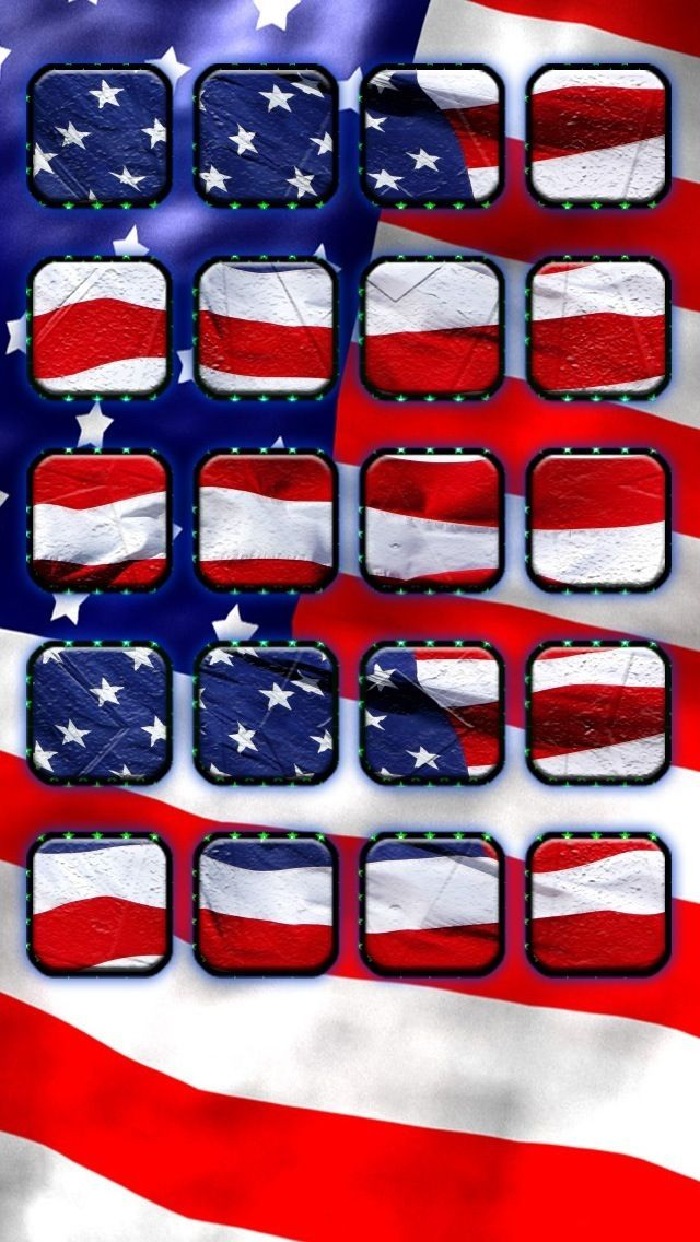 American Flag Iphone Wallpaper 640x1136