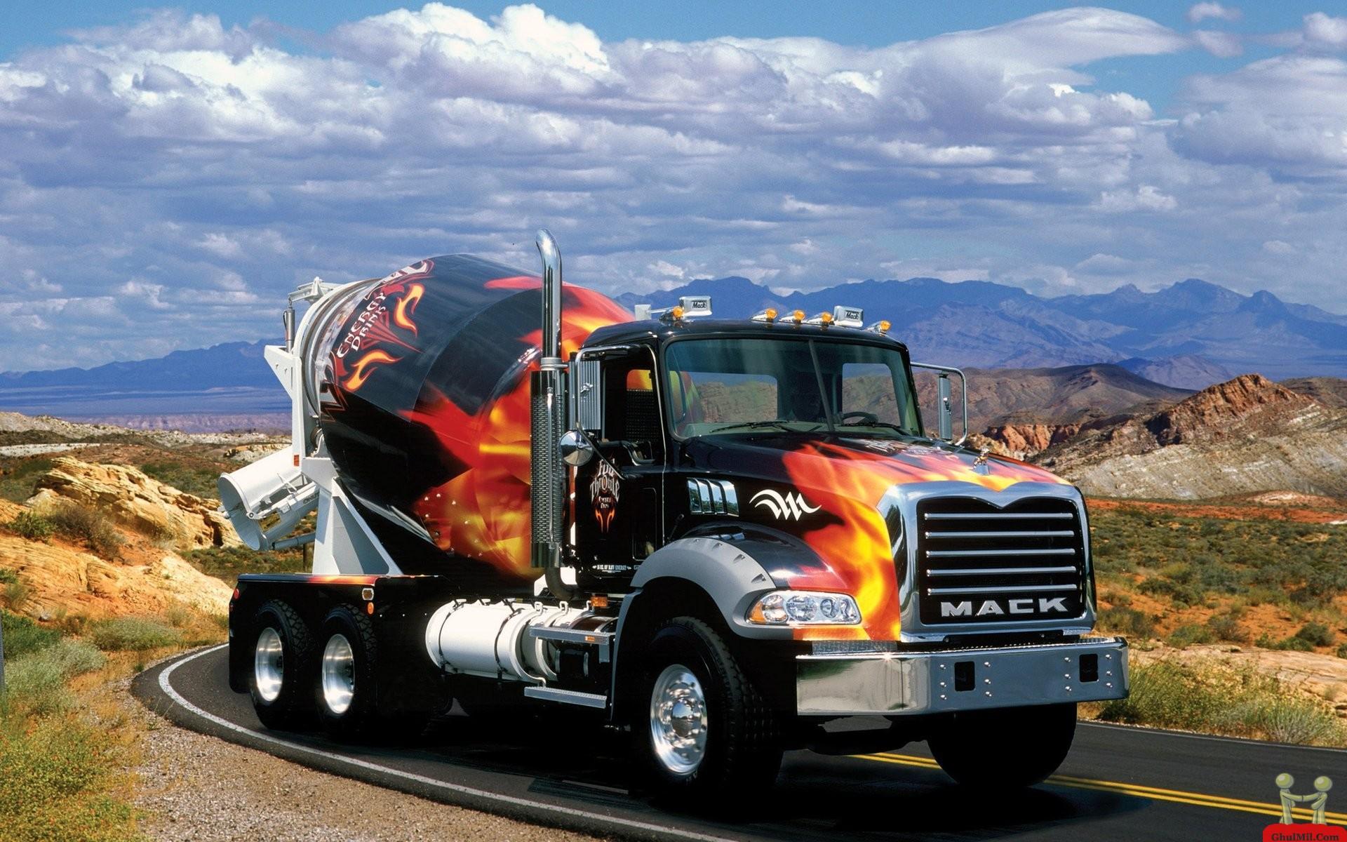 Volvo Truck HD Wallpaper E Entertainment 1920x1200