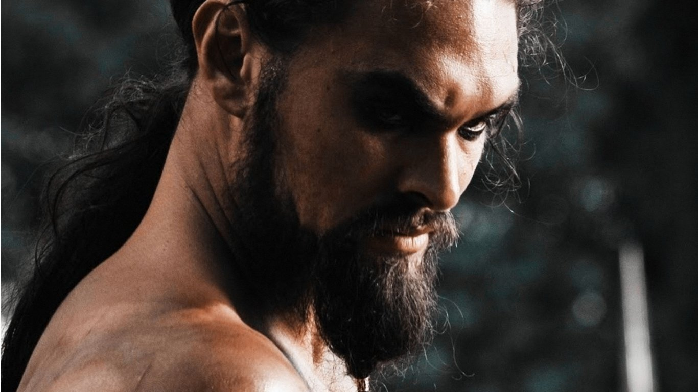 Jason Momoa   HD Wallpapers Widescreen   1366x768 1366x768