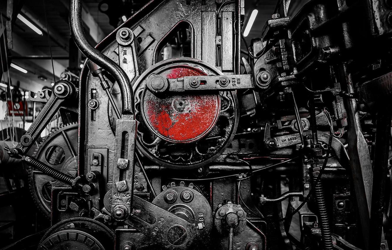 Wallpaper background engine mechanism images for desktop 1332x850