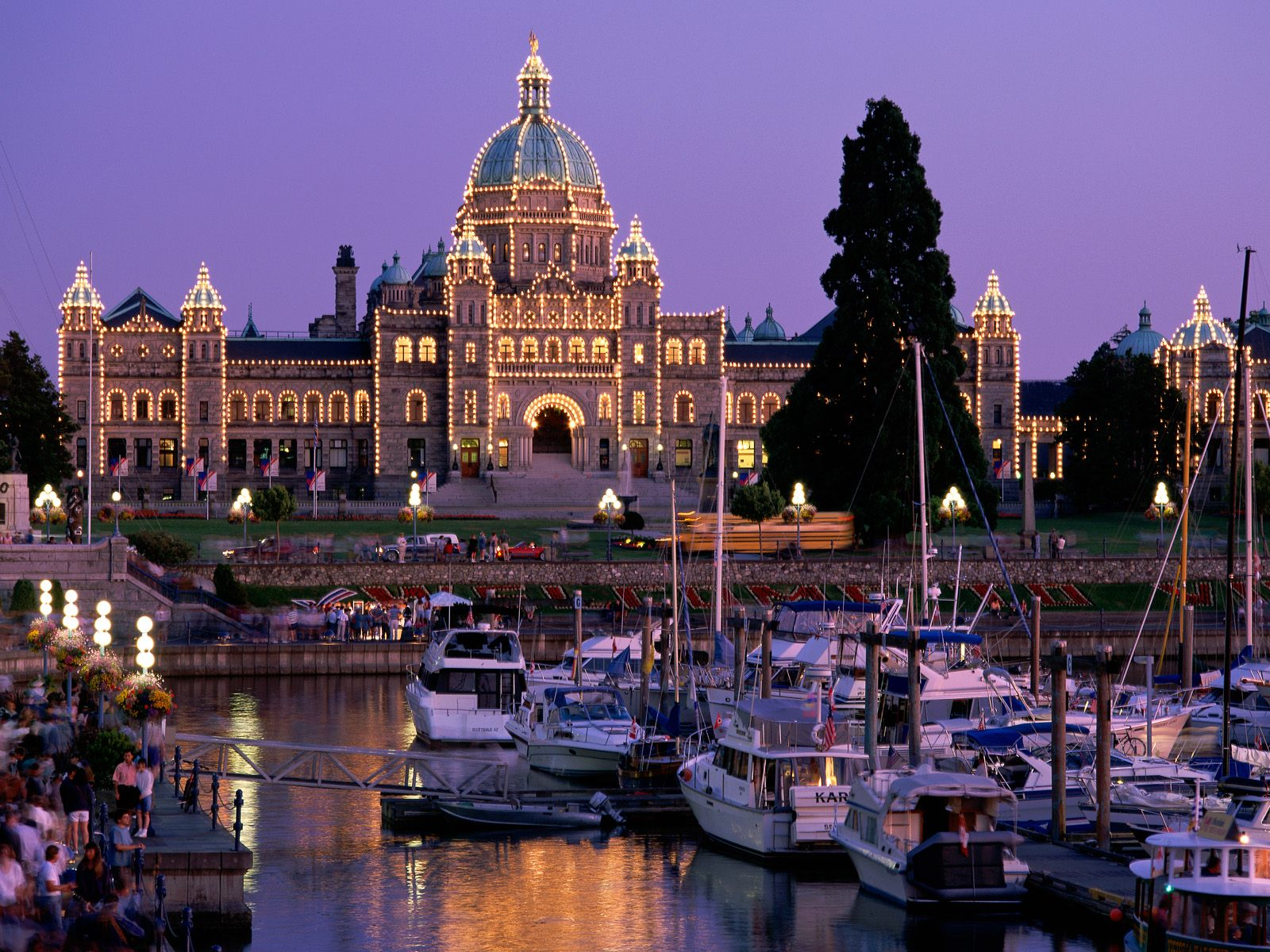 wallpaper british columbia legislative building victoria british 1600x1200