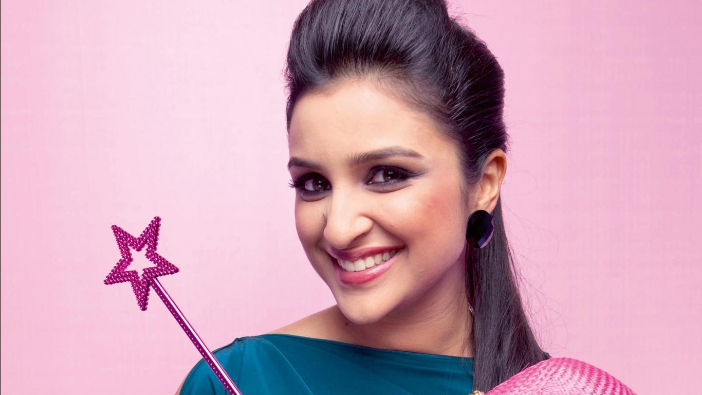 Parineeti Chopra Bollywood Actress Wallpapers HD Wallpapers 1366x768