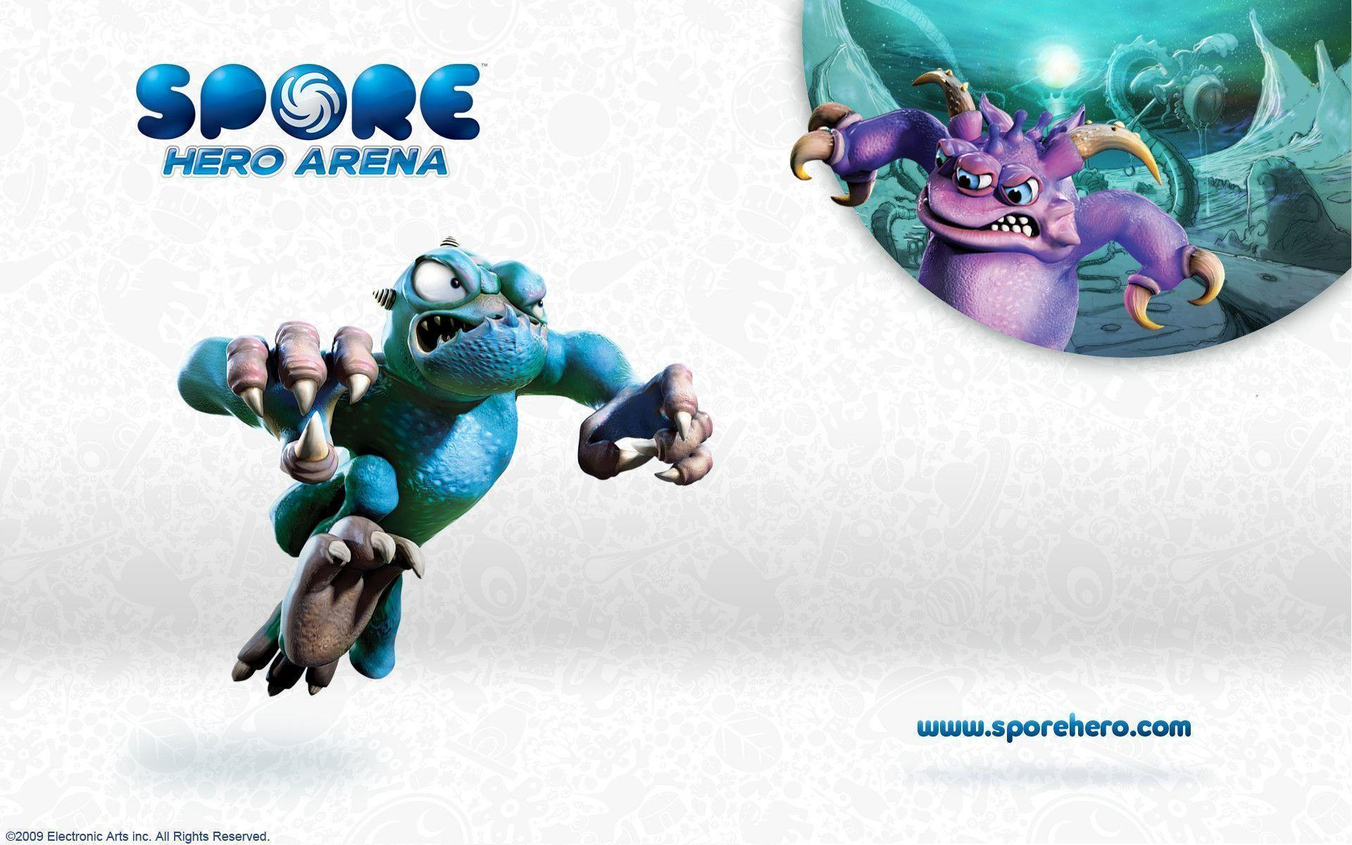 Spore Wallpapers 1920x1200