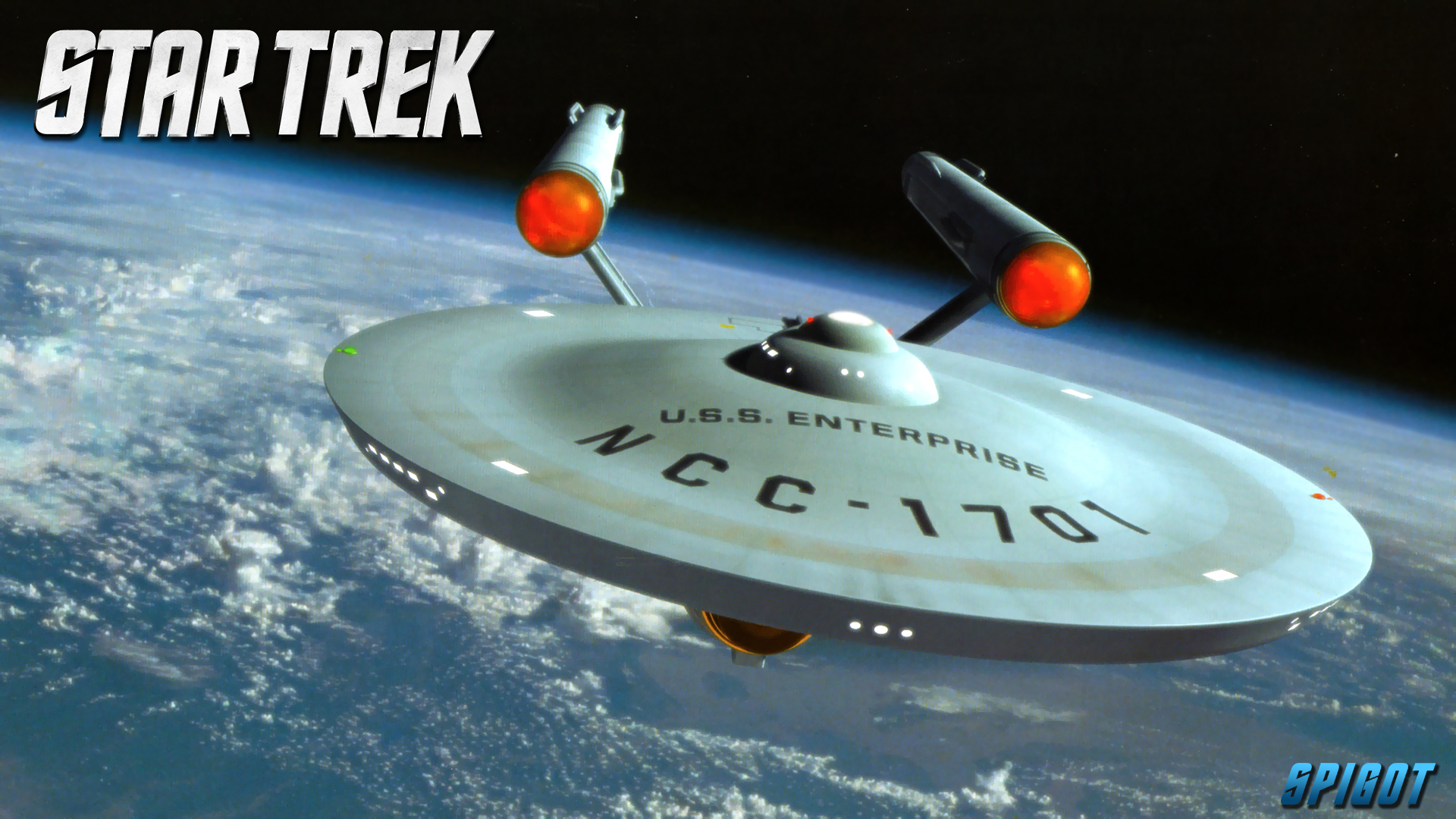 Star Trek Ships Wallpapers 1920x1080