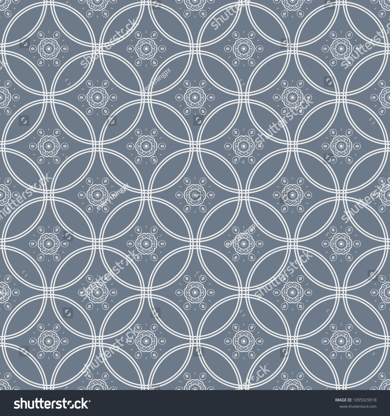 Abstract Seamless Pattern Lynch Gray Color Stock Vector Royalty 1500x1600