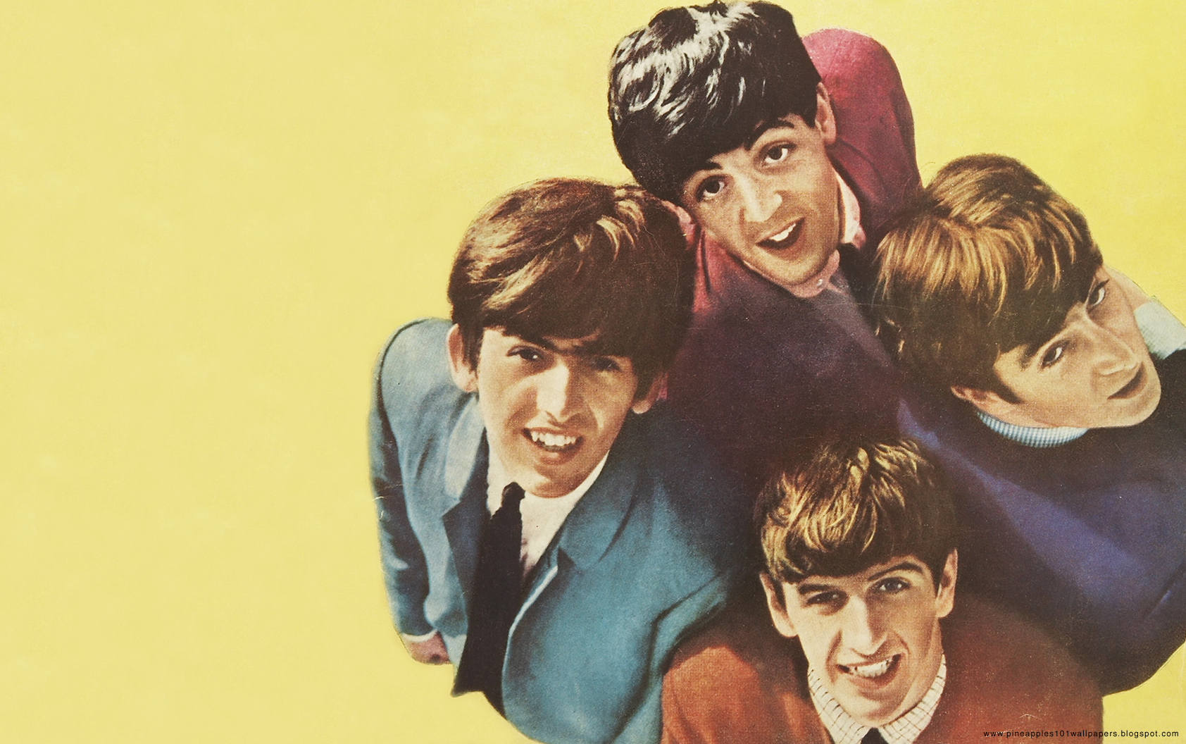 meet the beatles wallpaper for computer