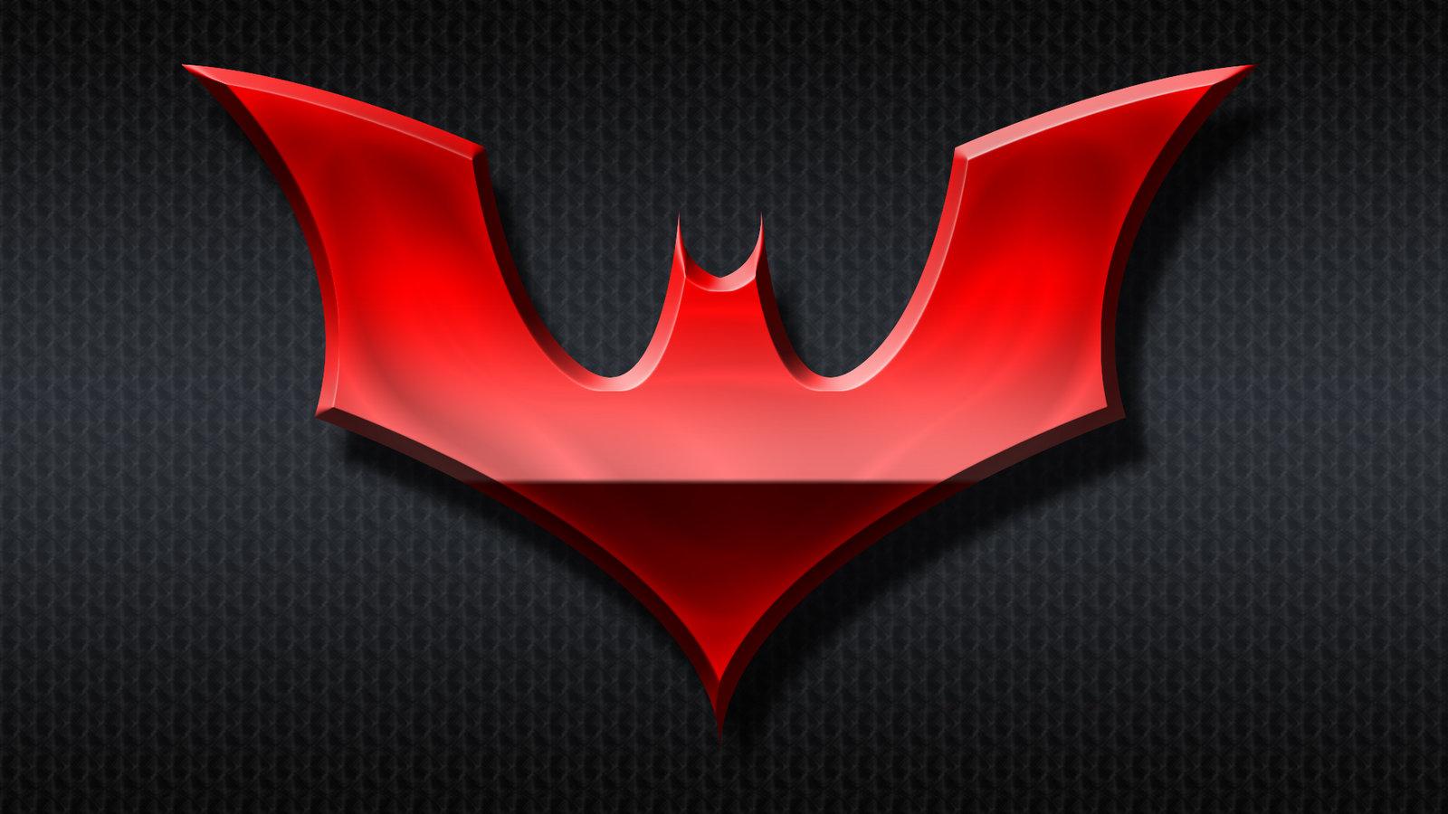 Batman Beyond Logo Wallpaper