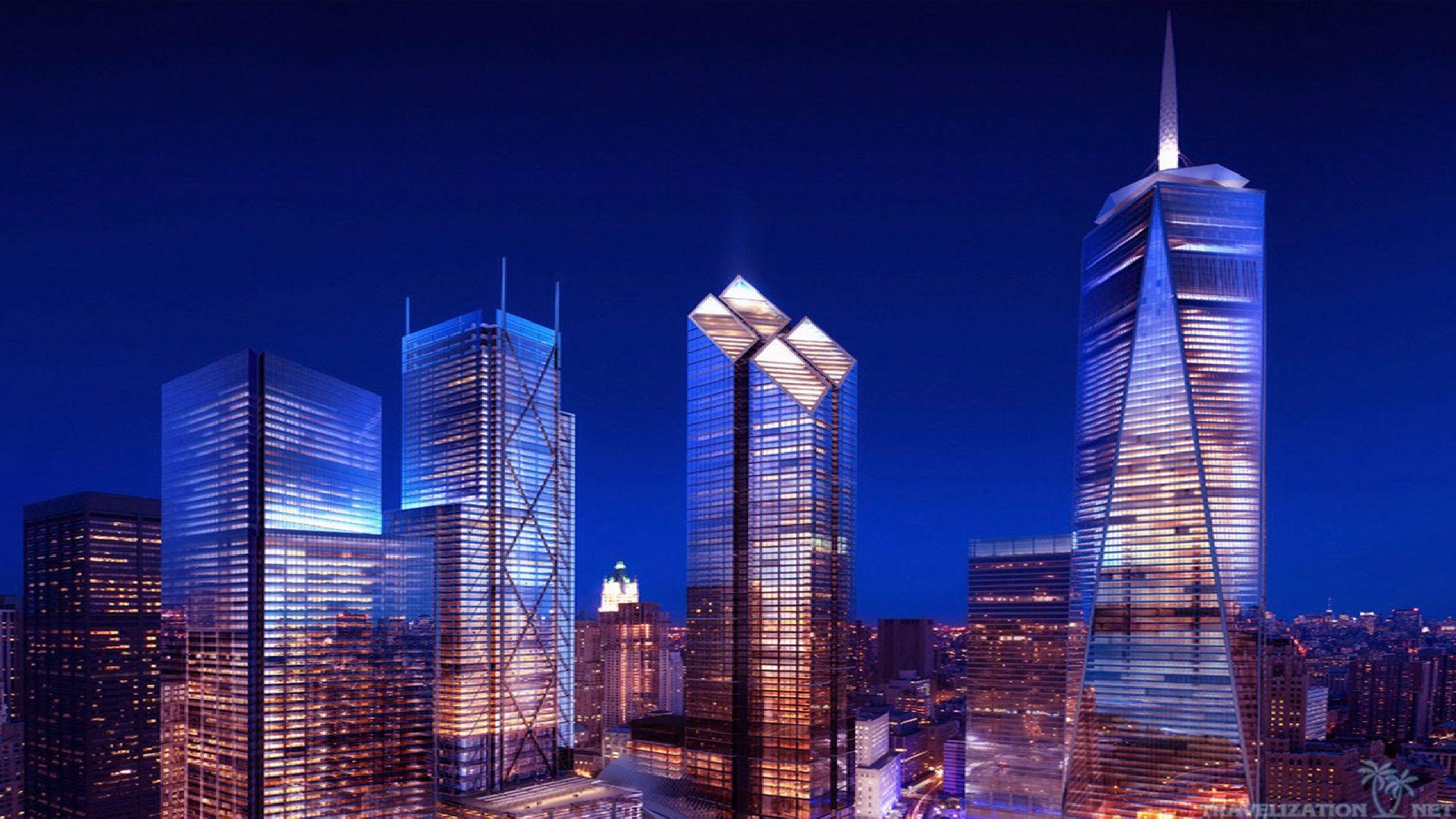 New World Trade Center Wallpaper Wallpapersafari