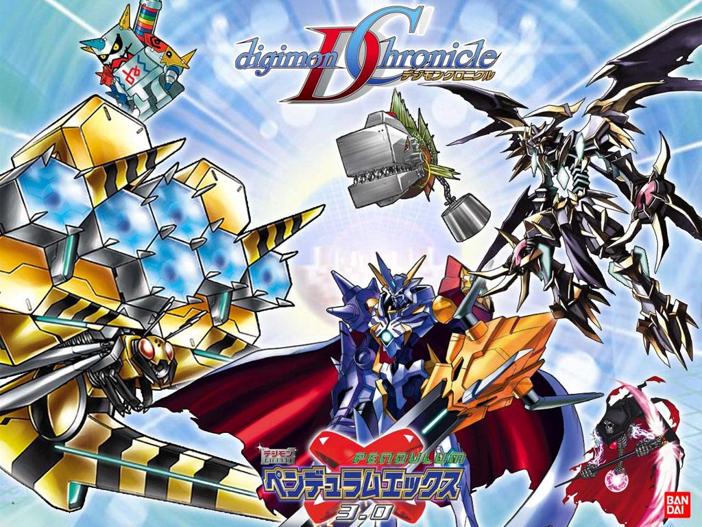 49+] Digimon Fusion Wallpapers on WallpaperSafari