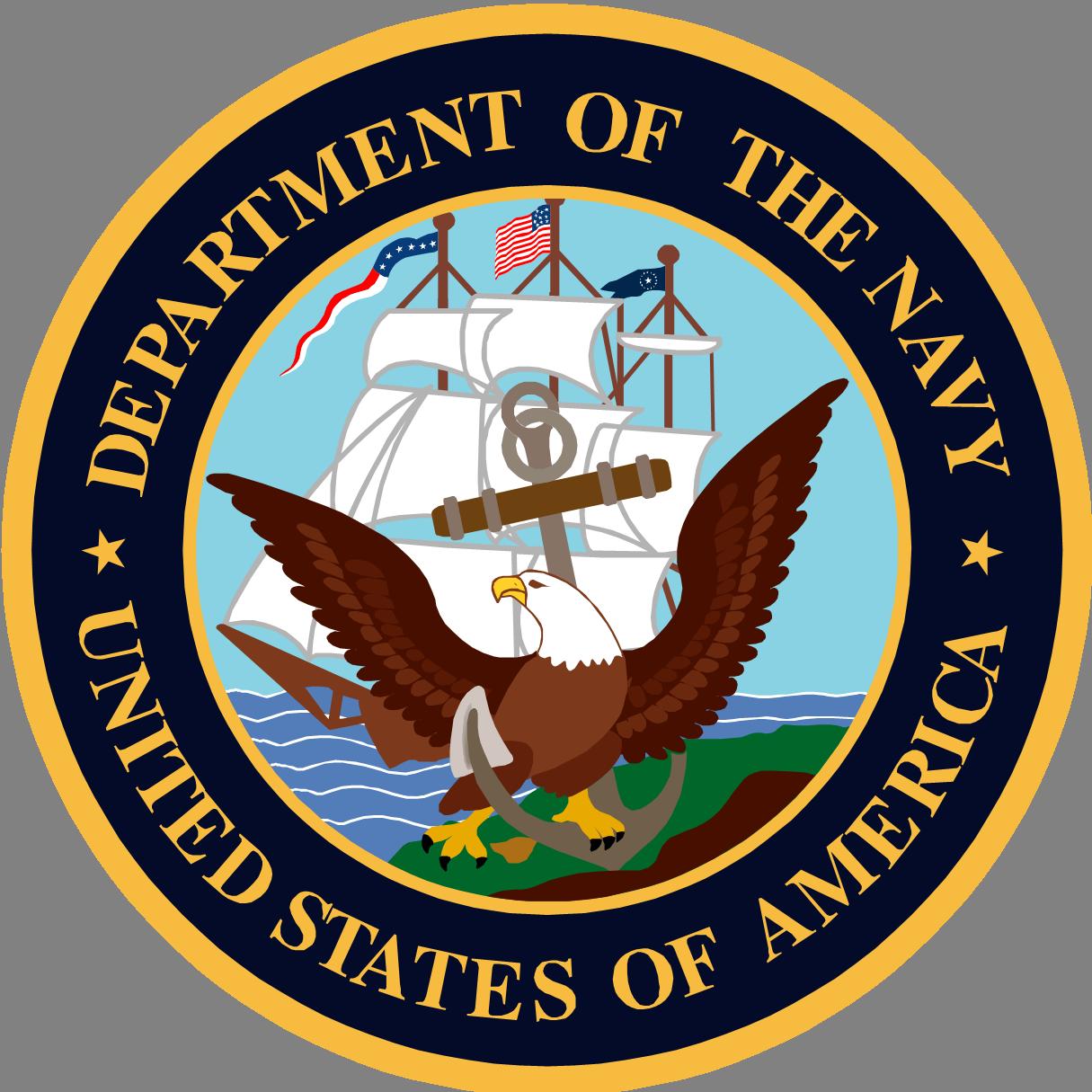 Navy Logo HUNT LOGO 1215x1215