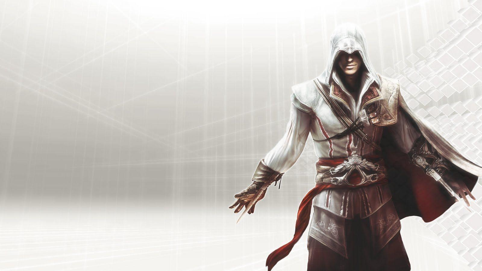 Assassin Creed 2 Wallpapers 1600x900