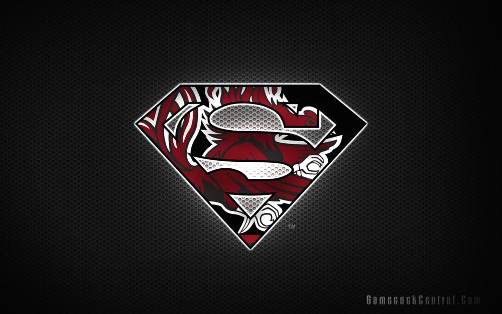 Superman Gamecock Logo Gamecock Cereal 1000x625