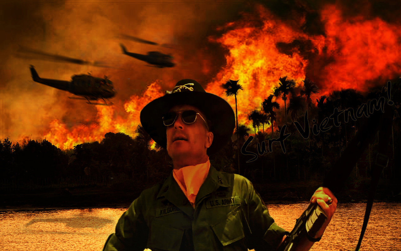 Apocalypse Now Wallpaper by svarog989 1280x800