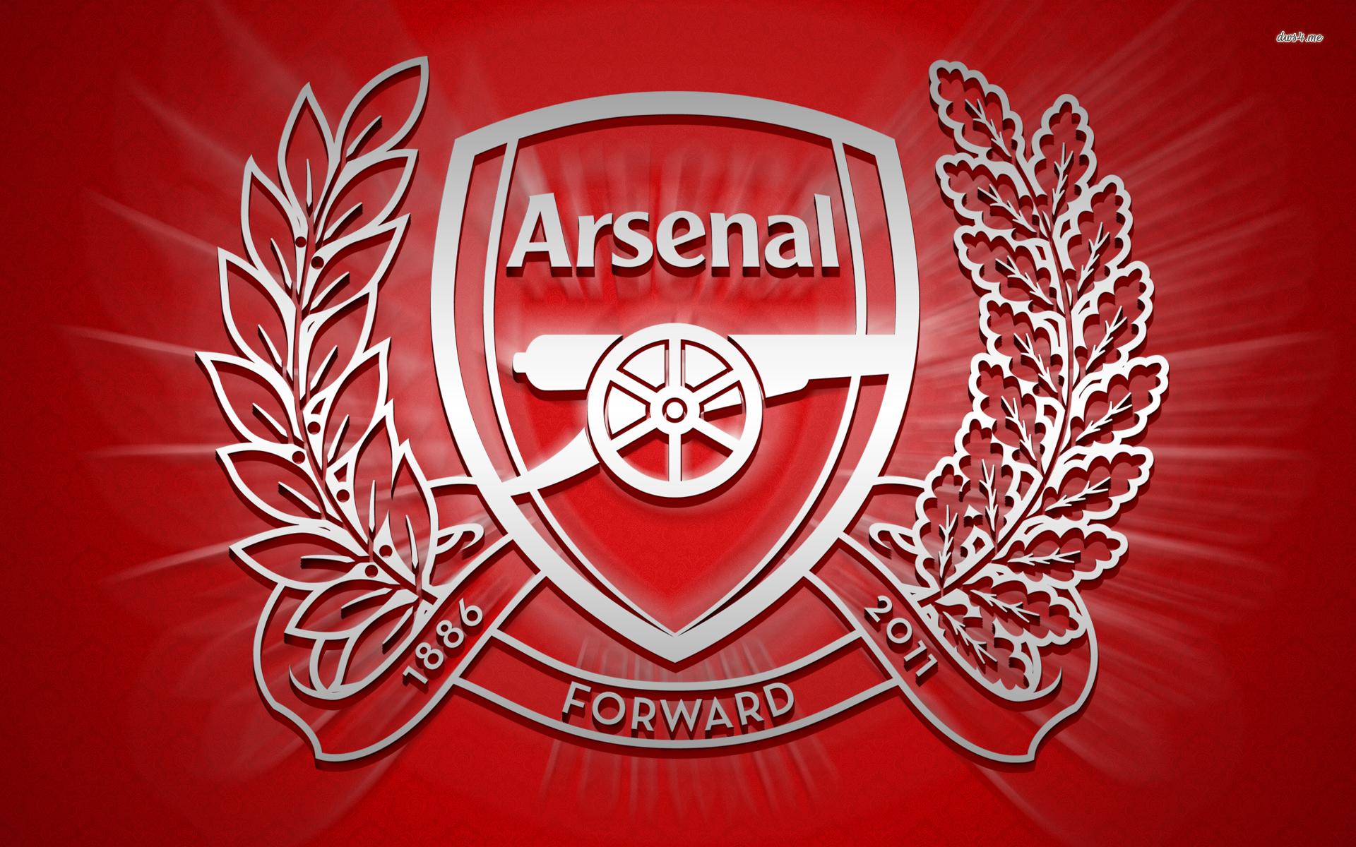 Arsenal FC logo wallpaper   Sport wallpapers   7381 1920x1200