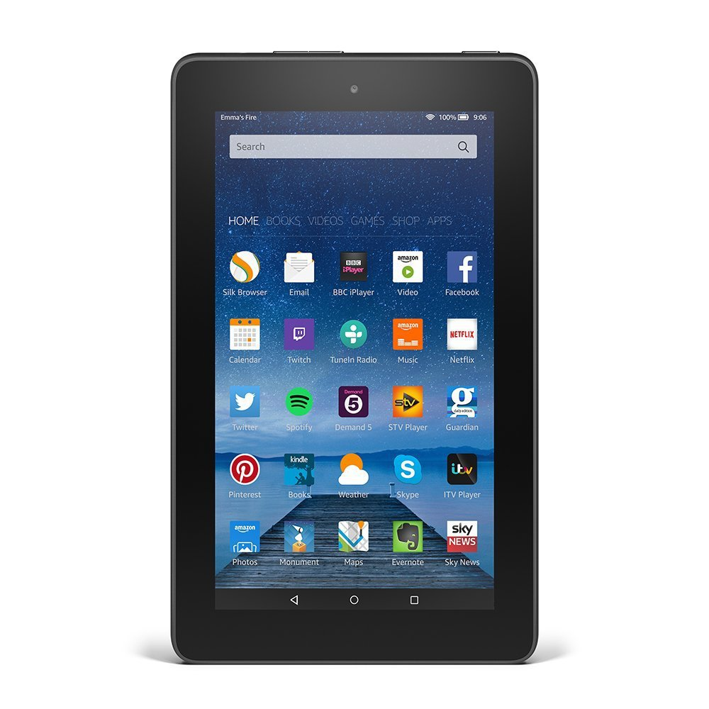 Ergohacks Amazon Fire 7 Tablet 2015 Review 1000x1000