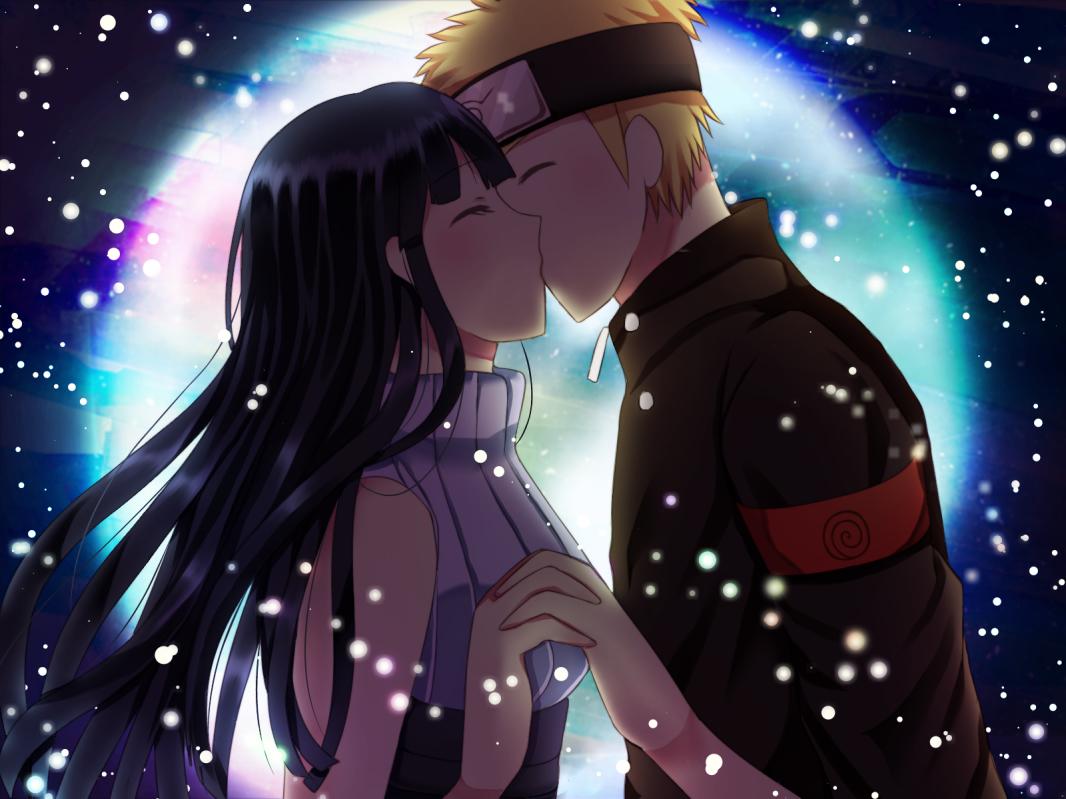 [95+] Naruto Kissing Hinata Wallpapers on WallpaperSafari