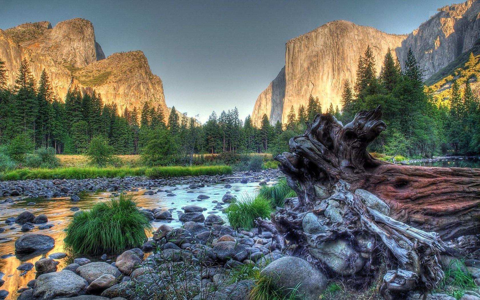 Yosemite National Park HD Wallpapers Toptenpackcom 1680x1050
