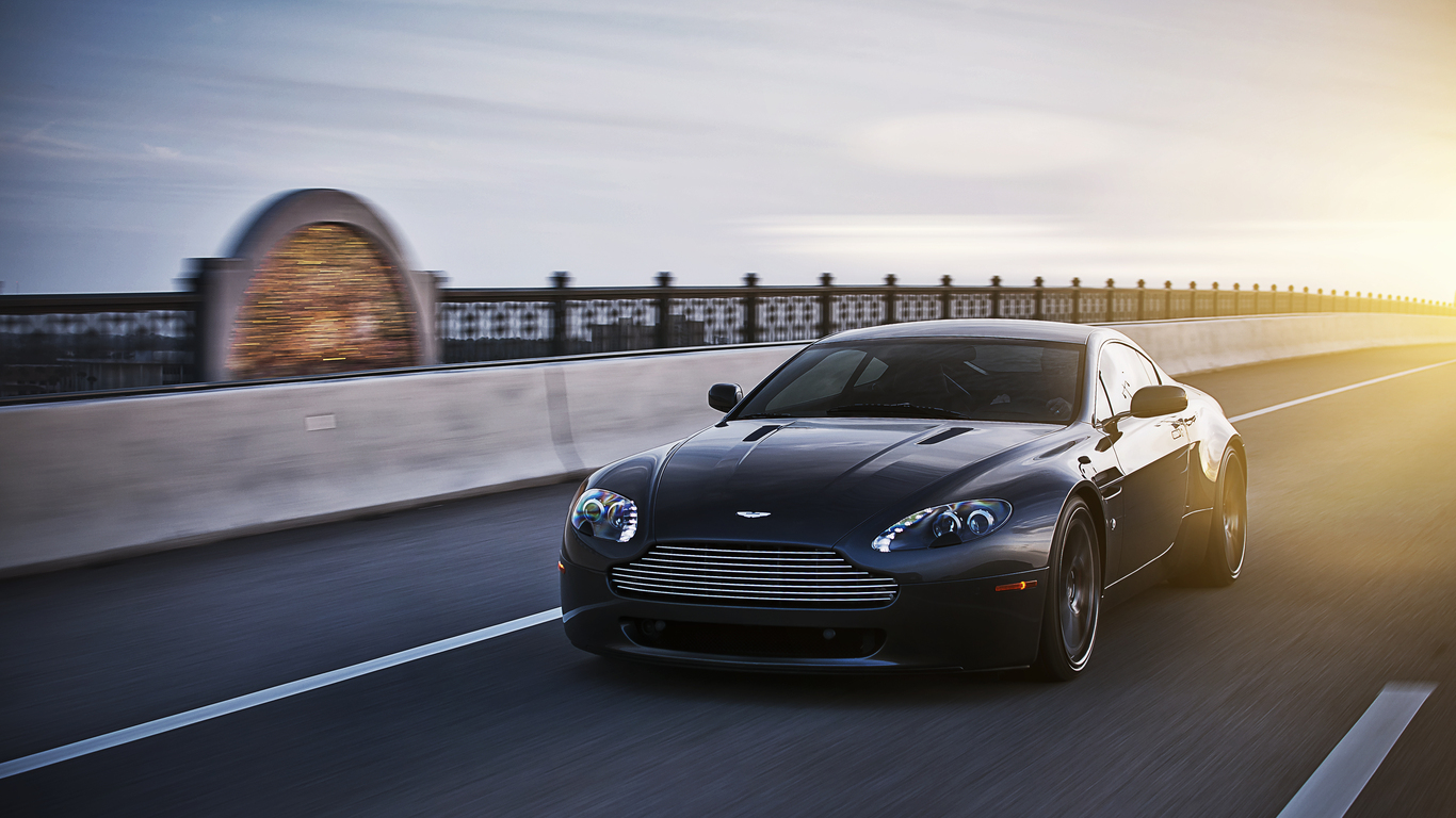 Aston Martin V8 Vantage Wallpapers and Background Images   stmednet 1366x768