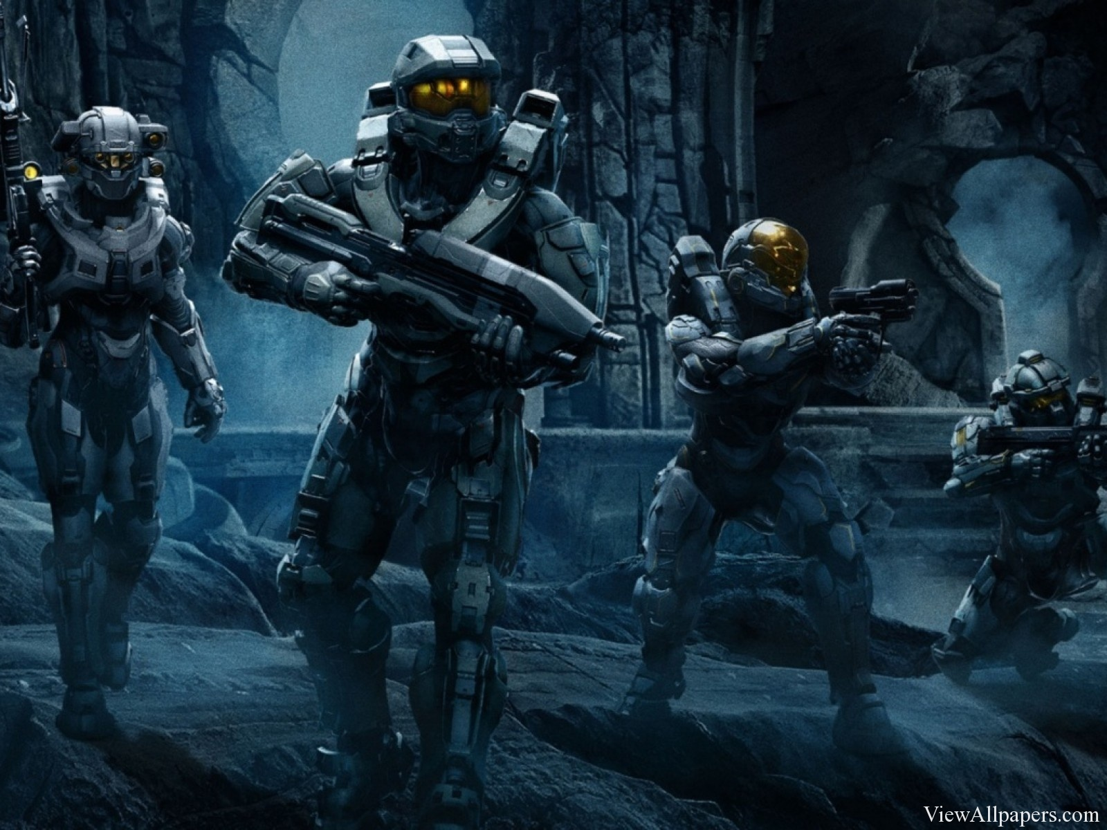 2015 Halo 5 Guardians Images High Resolution Wallpaper 2015 Halo 5 1600x1200