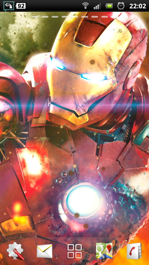 47+ Iron Man Live Wallpaper on WallpaperSafari