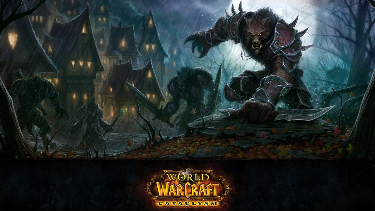 World of Warcraft Cataclysm   Wallpapers 1280x720