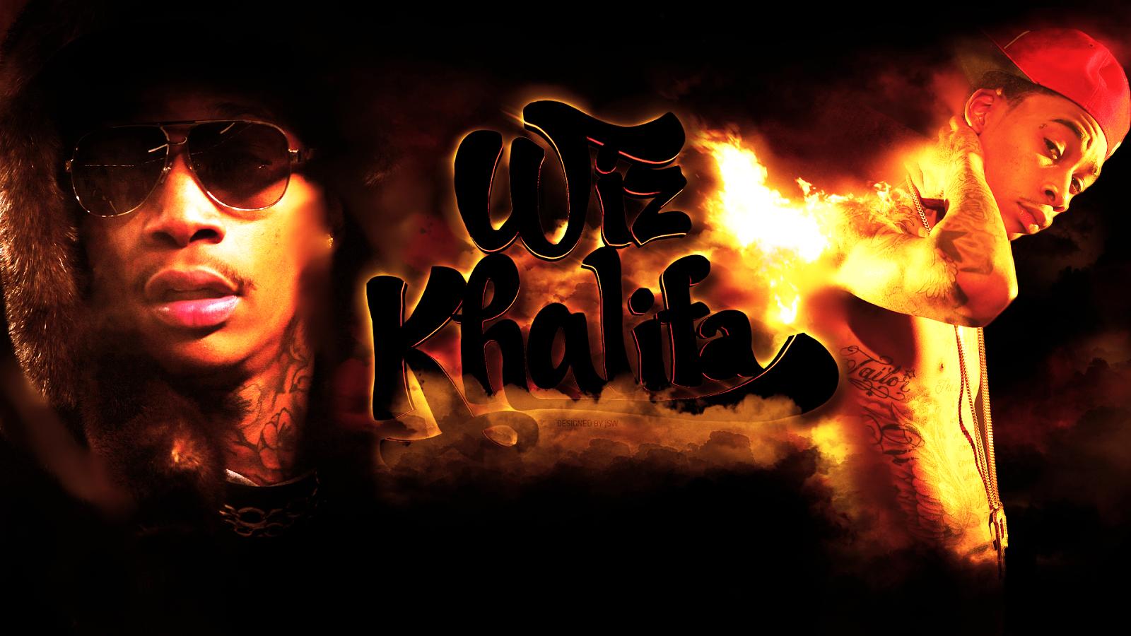 Wiz Khalifa Smoking Weed Wallpaper 2013 File name wallpapers wiz 1600x900