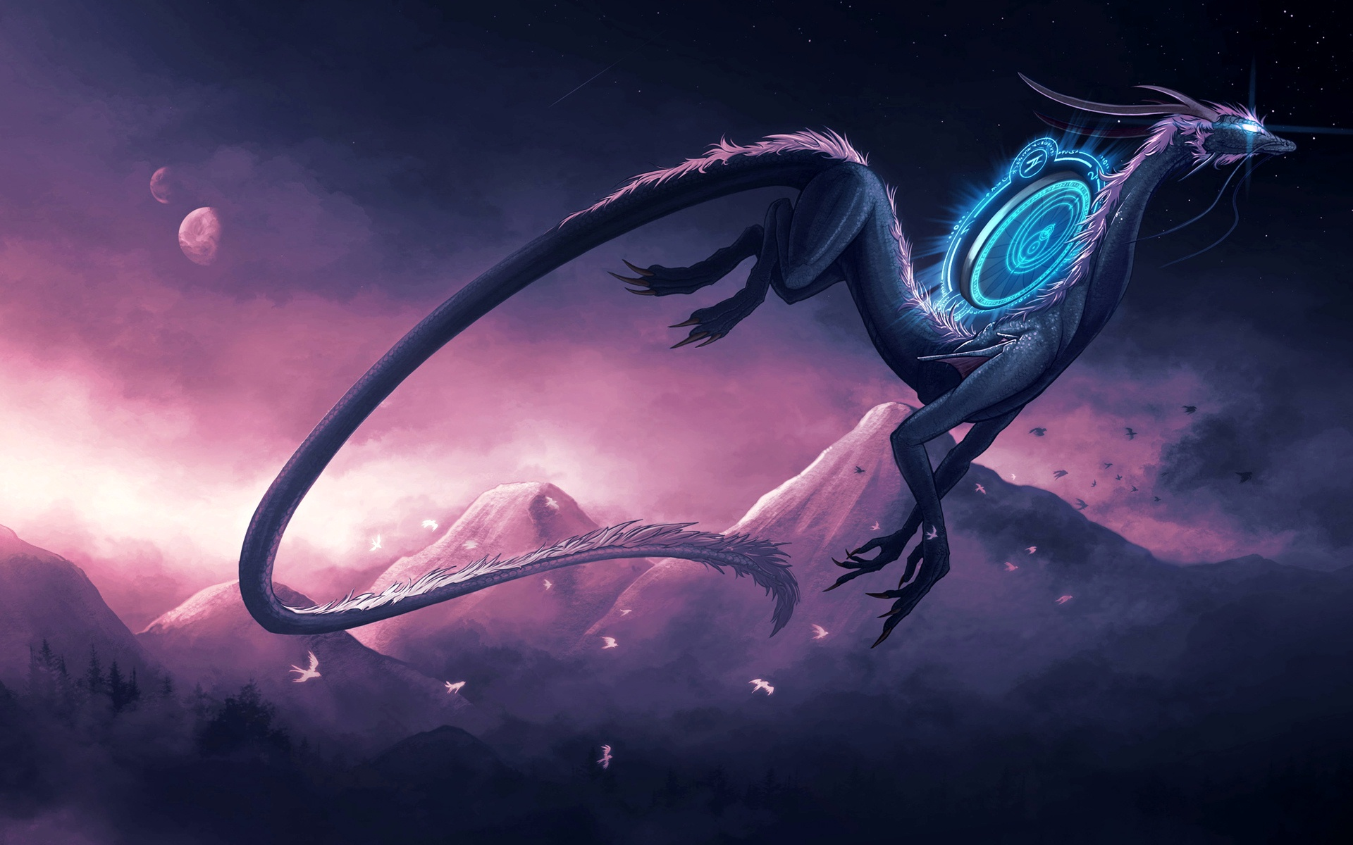 Furious Dragon Wallpapers HD Wallpapers 1920x1200