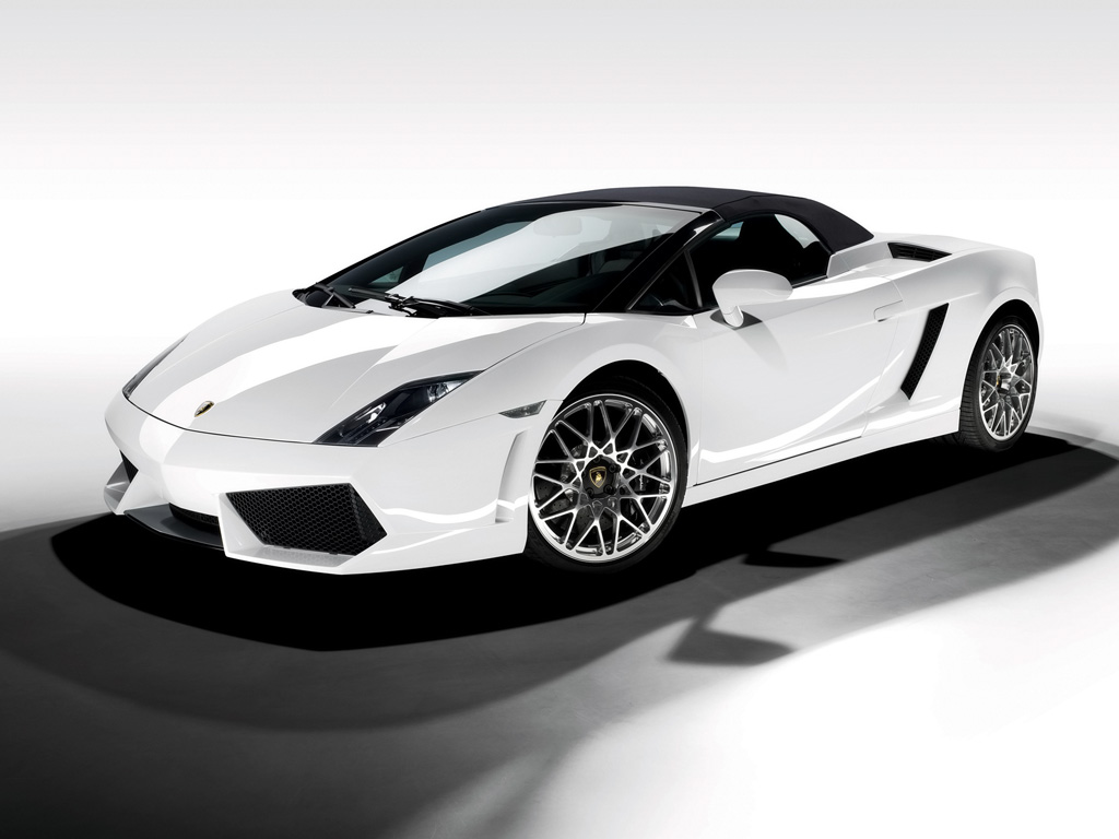 Lamborghini Gallardo wallpaper Gallardo wallpapers 1024x768