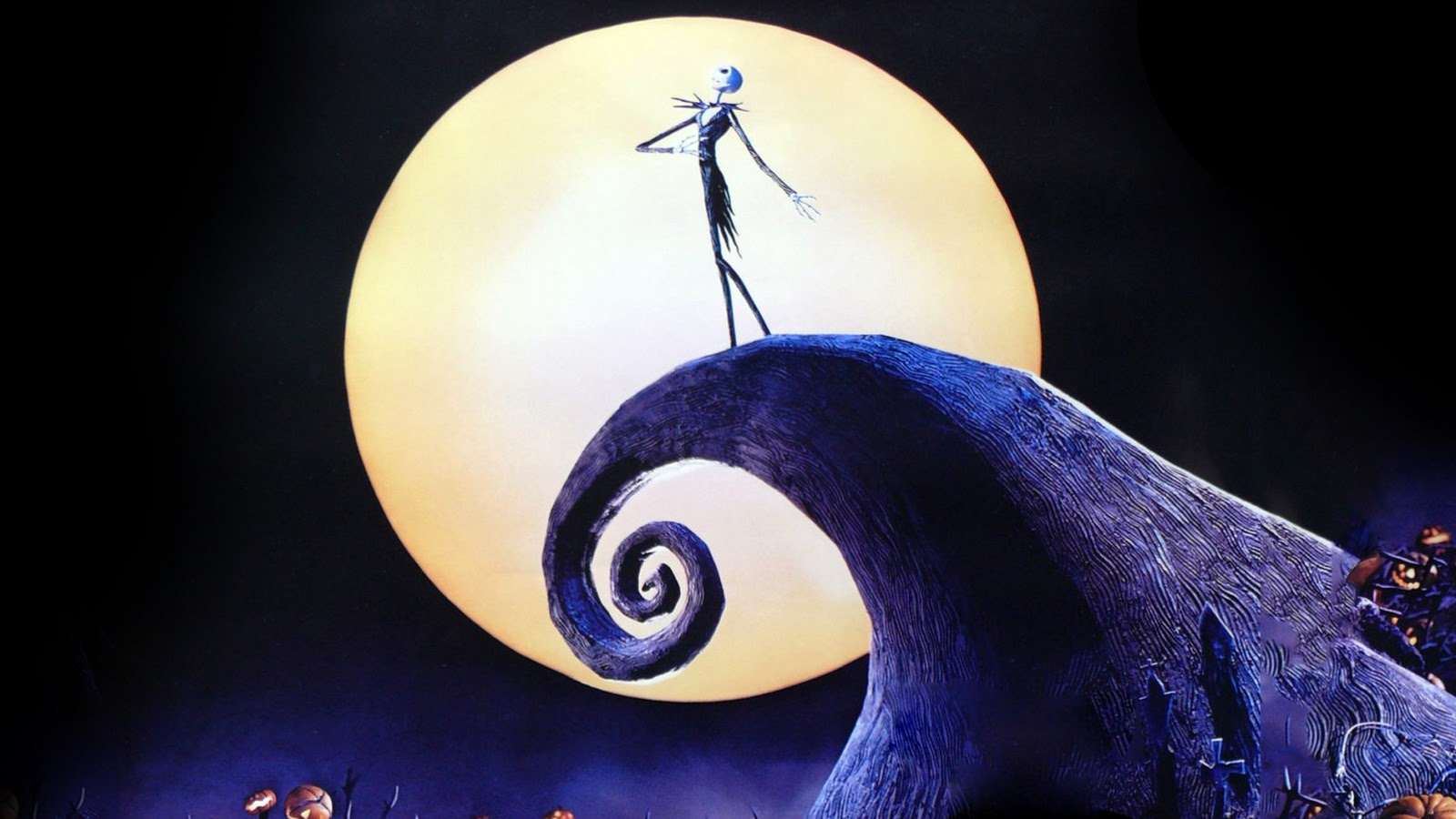 Wallpapers Photo Art The Nightmare Before Christmas Wallpapers 1600x900
